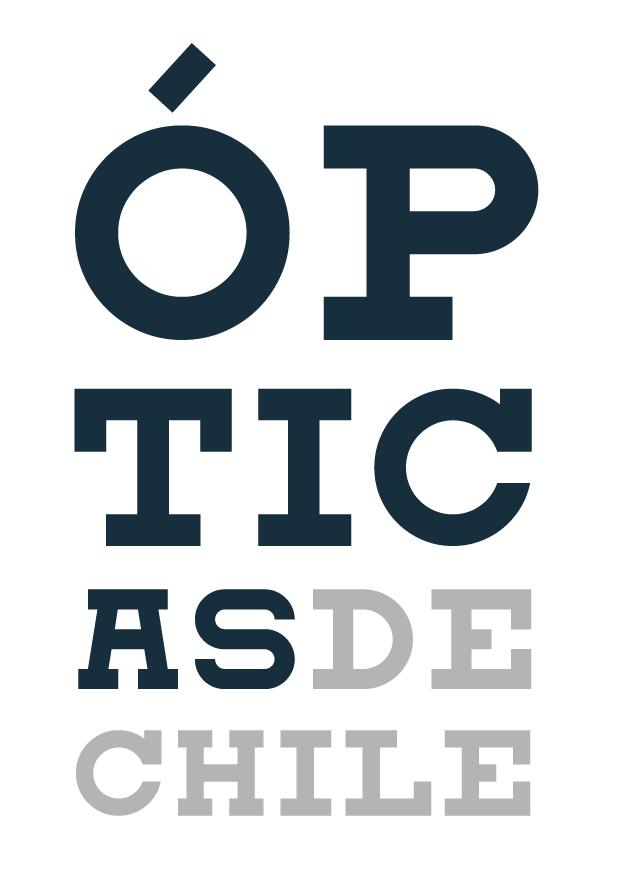Logo Ópticas de Chile
